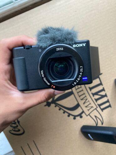 13204 объявлений: Продаю камеру zv-1 для ведения видеоблога.Камера была преобретена 2