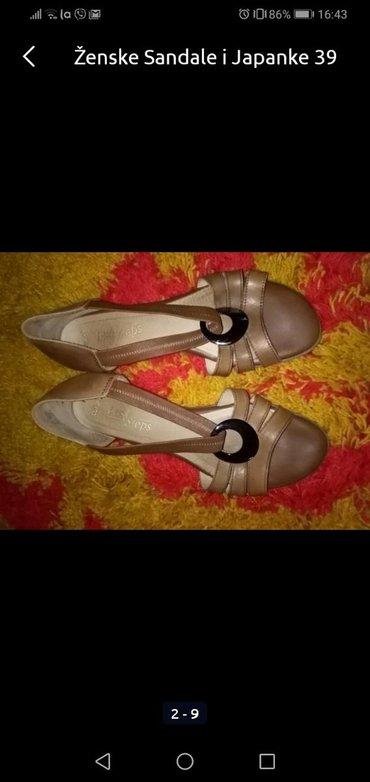 Ženska obuća | Sombor: Sandale noše jednom 39