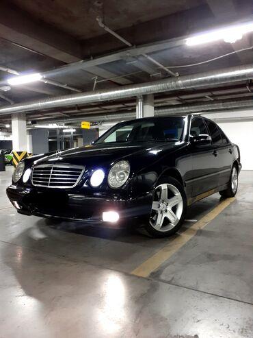 11236 объявлений: Mercedes-Benz E 320 3.2 л. 2001   275000 км