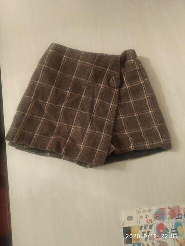 шорты теплые в Кыргызстан: Очень тёплая юбка-шорты.На 5-6 лет.Состояние идеальное