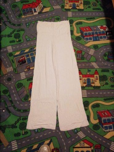 Pantalone sa visokim strukom vel xl - Belgrade