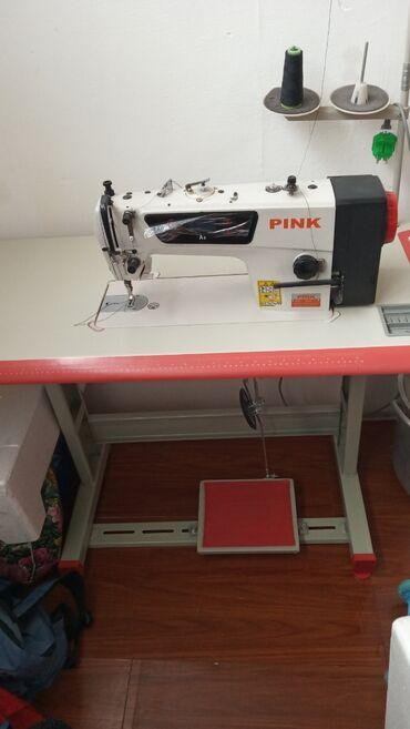 швейная машинка зингер цена в Кыргызстан: Швейная машина в хорошем состоянии почти новый оканчательно