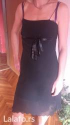 Svečana haljina hm, postavljena, kao nova. Sečena u predelu grudi i - Zrenjanin
