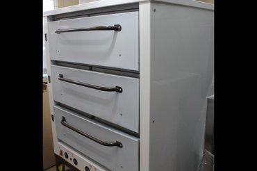 Промышленная печь хпэ-500 в Бишкек