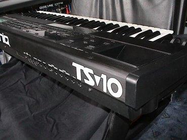 Синтезаторы в Джалал-Абад: Синтезатор, ENSONIQ TS-10 РабочаяСтанция ENSONIQ TS-10 состояние