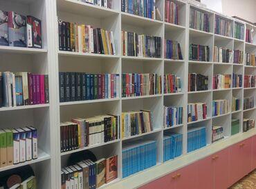 Sumqayıtda 18-ci mikrorayonda kitab satışı mağazası Siz oxucuların və
