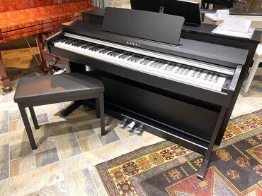 Пианино, фортепиано - Азербайджан: Kawai elektro pianopremium sinfə məxsus məşhur yapon brendi kawai