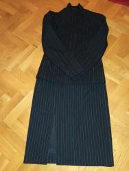 Sako-suknja - Srbija: Komplet suknja i sako na rajsveslus