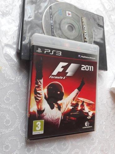 """Bakı şəhərində PLaystation 3 Ucun Original Oyun Diskleri Satılır... """" Formula 1 """""""