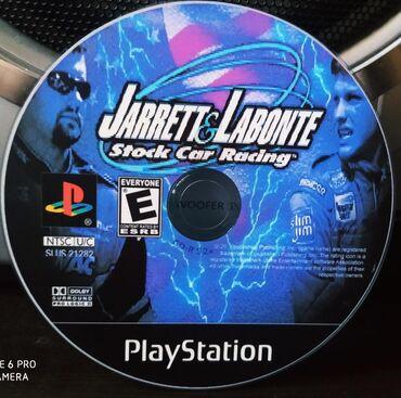 Jarrett Labonte.Ps1 üçün.Yenidir.Sayı Çoxdur