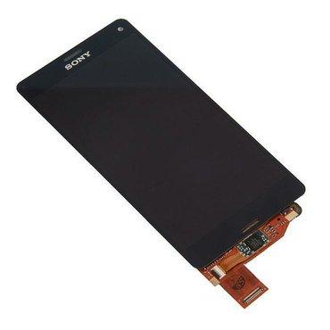 Куплю дисплей Sony Z3 compact черный. в Бишкек