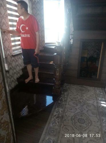 Лестницы на заказ Лестница Тепкич жазайбыз. 4500 сом  в Бишкек