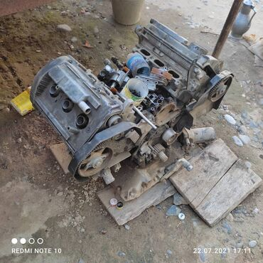 Транспорт - Майлуу-Суу: Двигатель на ауди а6 с5, 2.4 объём