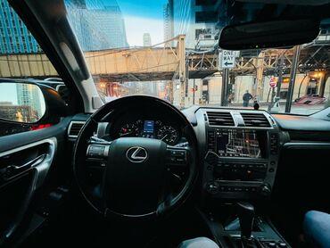 Lexus - Слева - Бишкек: Lexus GX 4.6 л. 2015 | 75000 км