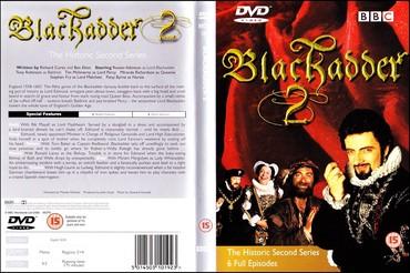 Knjige, časopisi, CD i DVD | Razanj: BLACKADDER  PRODAJEMO SERIJU IZ NASLOVA  Serija je kompletna sa prevod