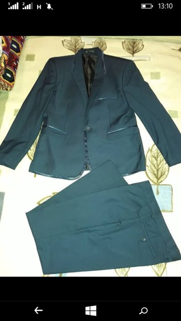 Продаю мужской костюм. Одевали один в Бишкек