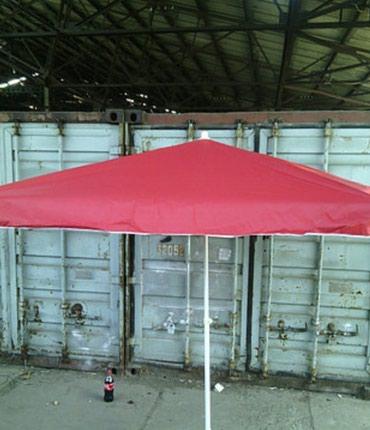 Торговые зонты. 3*2 в Бишкек
