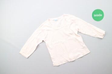 Дитячий лонгслів Bebe, вік 1,5 р.    Довжина: 38 см Ширина плечей: 29
