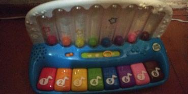 Продаю игрушки пианино звук не в Сокулук