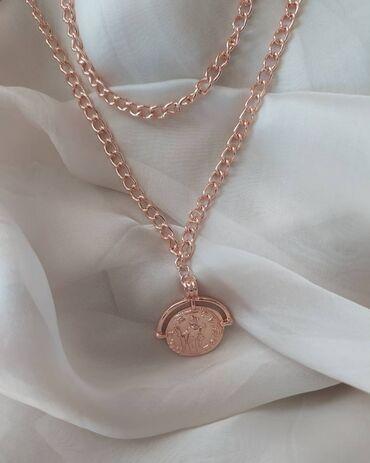 Kupujem - Srbija: Rucno radjene ogrlice, mogu se kupiti odvojeno kao i u kompletuCena