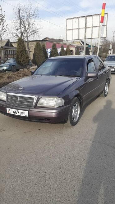 Mercedes-Benz - Sükan: sol - Сокулук: Mercedes-Benz C-Class 1.8 л. 1994