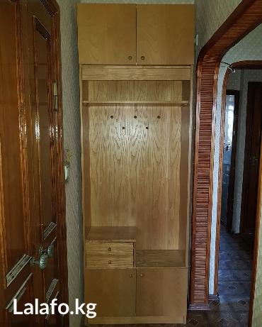 шкаф с антресолью, Польша, высота-2,4м ширина-0,8м, б/у, отличное сост в Бишкек