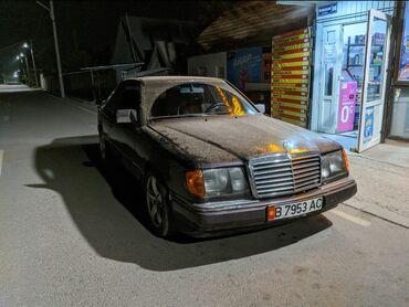 Mercedes-Benz W124 3.2 л. 1991 | 220000 км