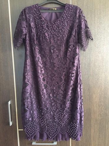 Пролаю платье 52 размера. Произ-во в Бишкек