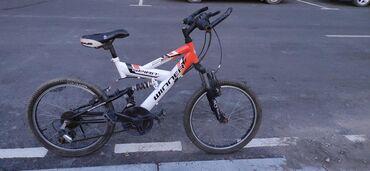 Продаю б/у два велосипеда в хорошем состоянии возраст 6,7 лет цена