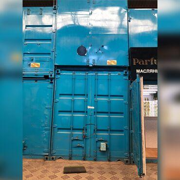 Дордой бишкек - Кыргызстан: Продаю контейнер или меняю на авто на Дордое Мурас спорт 15 прохо
