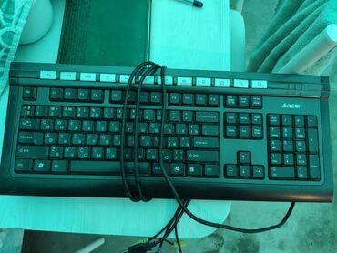 блютуз клавиатуру apple в Кыргызстан: Срочно! Продаю клавиатуру в хорошем состоянии, б/у