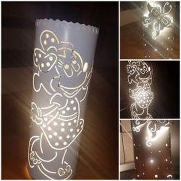 Decije naocare - Varvarin: DECIJE STONE LAMPE PO VASOJ ZELJINeobicne i drugacije lampe za Vase