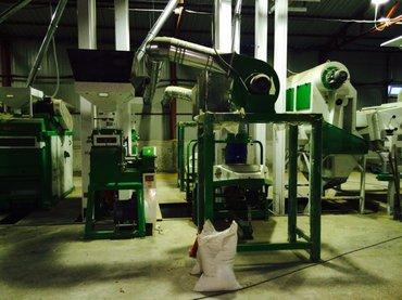 """Оборудование для бизнеса в Кара-Балта: Компания """"крупы юга"""" предлагает линию по переработке риса, красной чеч"""