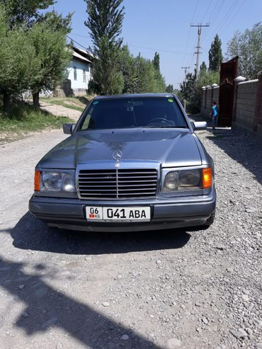 Mercedes-Benz E 220 1992 в Ош