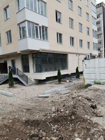 Офисы - Кыргызстан: Продается цокольное помещения в мкр В.Джал 112м2