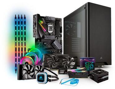Сборка компьютеров БишкекИгровые на intel и AMDДля офиса и не сложных