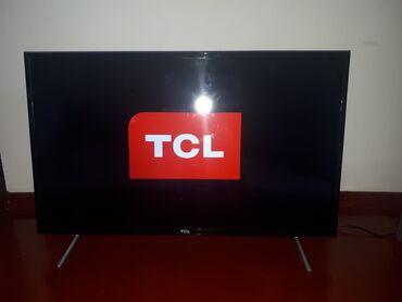Телевизор TCL led32 в хорошем состоянии (коробка документы есть)Просим