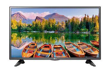 "Televizorlar - 32"" - Bakı: Lg 32 inch ekran 82 sm. HD goruntu. Iki dinamikli. Kart yeri var. Usb"