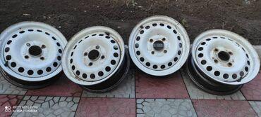 r14 диски 4 в Кыргызстан: Продаю железки R14/4/114 Стояли на Mitsubishi space Star диски ровные