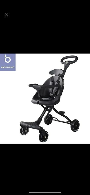 Коляски - Лебединовка: Супер лёгкая коляска для прогулки сиденье вращается на 360 градусов
