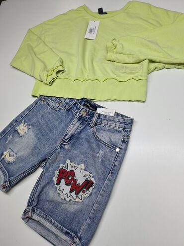 Детская одежда -20% Толстовка  Размер: S Шорты ZARA