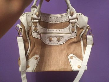 сумка-в-багажник в Кыргызстан: Продаю кожаную сумку привезли с Австралии, в идеальном состоянии за