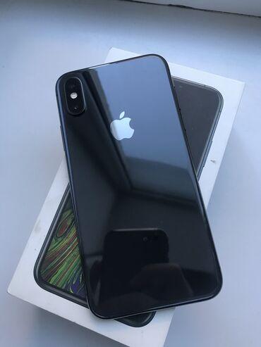 аккумуляторы для ибп mhb в Кыргызстан: Б/У iPhone Xs 64 ГБ Серый (Space Gray)