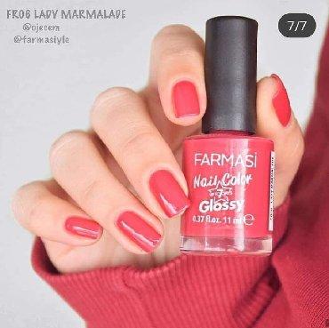 Lak-za-nokte - Srbija: GLOSSY lak za nokte, Lady Marmalade