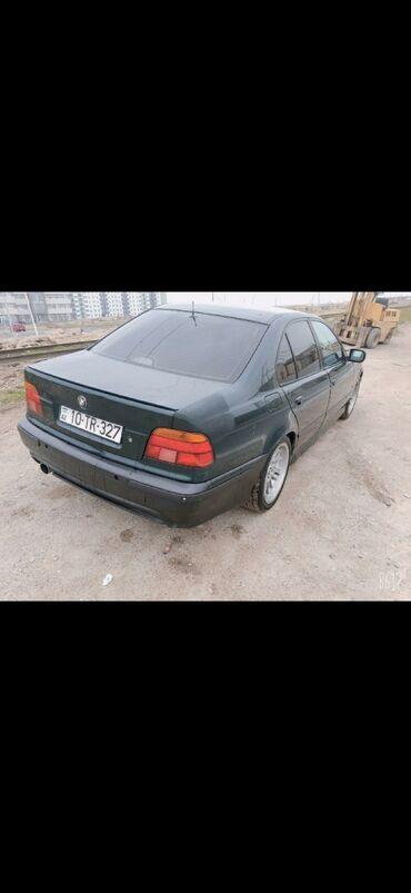 BMW - Hövsan: BMW 2.5 l. 1998 | 300000 km