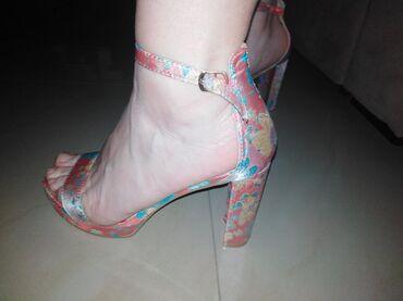 Ženska obuća   Sabac: Nove sandale br. 39 savrsene