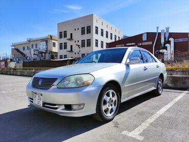 Toyota Mark II 2.5 л. 2003   200000 км