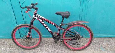 Спорт и хобби - Кара-Балта: Продаю велосипед скоростной для детей-подростков и взрослых в хорошем