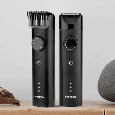 Машинка-триммер для стрижки волос, Аккумуляторная +БЕСПЛАТНАЯ ДОСТАВКА