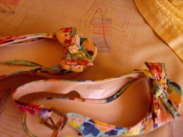 Prelepe sandale vel 37.nenosene - Kraljevo - slika 2
